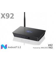 Android TV приставка Smart Box X92 3ГБ + 32ГБ (8 ядeр)