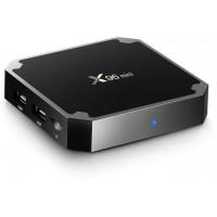 Андроид приставка X96 mini 1/8 Amlogic S905w + AV выход