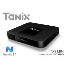 Tanix TX3 mini 2/16 Amlogic S905w