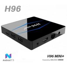 H96 mini plus 2/16 Amlogic S905w + AV выход