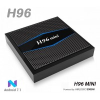 H96 mini 2/16 Amlogic S905w + AV выход