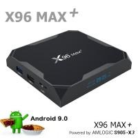 X96 Max+ 4Gb/64Gb S905X3 андроид медиаплеер