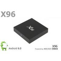 X96 2Gb+16Gb S905x андроид медиаплеер