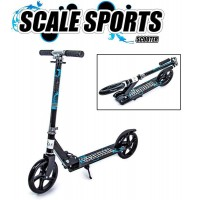 Самокат Scale Sports Scooter City 460 Черный USA