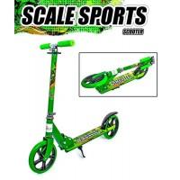 Самокат Scale Sports Scooter City 460 Зеленый USA