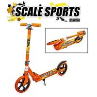 Самокат Scale Sports Scooter City 460 оранжевый USA