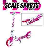 Самокат Scale Sports Scooter City 460 Розовый USA