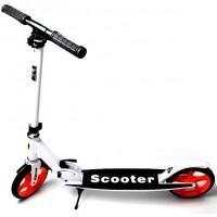 Самокат Smart Scooter City White