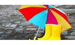 Новинка на рынке Украины! Зонт обратного сложения
