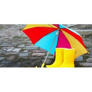 Зонт-трость обратного сложения завоевывает украинского потребителя своим удобством и надежностью.