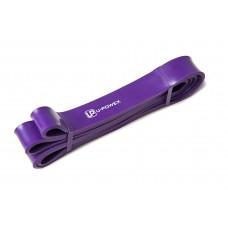 Резинка для подтягиваний (power bands). U-Powex. 32мм на 16-42 кг Фиолетовая IP400