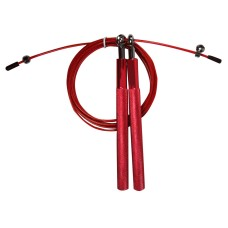 Скакалка скоростная Goods4u Metal Красная Jump Rope с подшипником